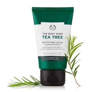 Tea Tree Mattifying Lotion 50 ml (UK)