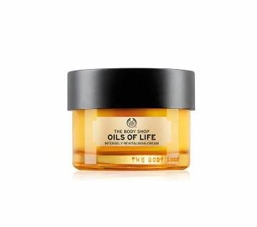 Oils Of Life Intensely Revitalising cream 50 ml (UK)
