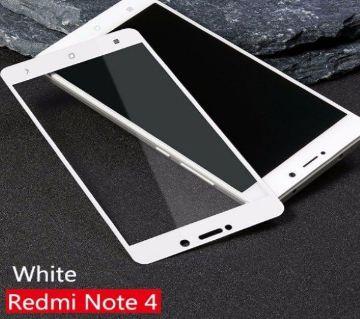 xiaomi redmi note 4x 32GB স্ক্রিন প্রোটেক্টর ultra thin 9H 2.5D curved