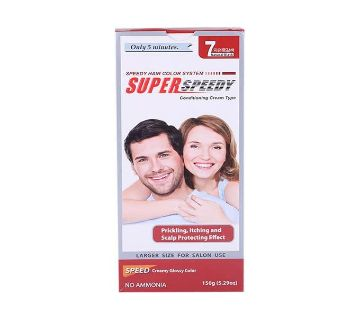 Super Speedy Hair color - 150gm Korea