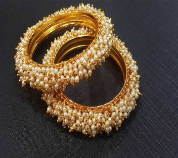 Indian Pearl Setting Bangles
