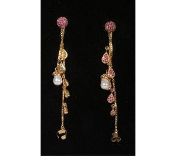 Rhinestones Earrings