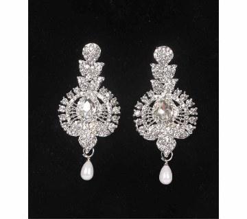 Indian Rhinestones Earrings