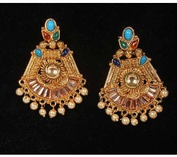 Indian Kundon Earrings