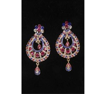 MultiColour Stone Earrings