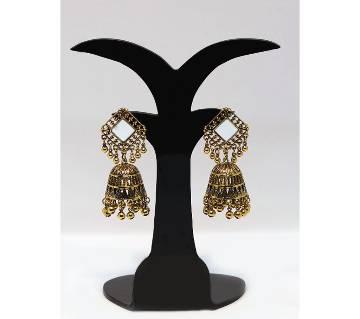 Antique Mirror Earrings for Women