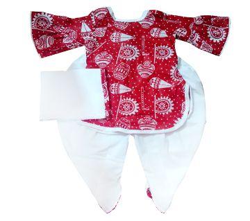 Baby girl boishaki three piece
