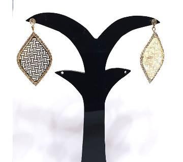 Stone Setting Earrings For Women.