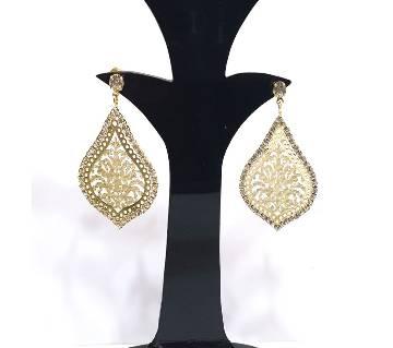 Stone Setting Earrings For Women..