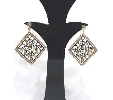 Stone Setting Earrings For Women.5