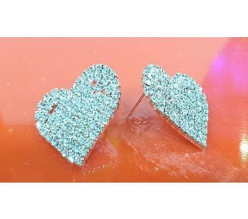 Stone Setting Earrings For Women.6