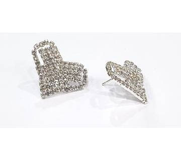 Stone Setting Earrings For Women..8