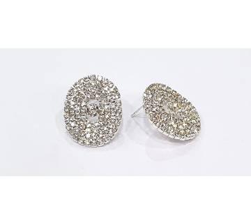 Stone Setting Earrings For Women.14