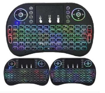 Mini Bluetooth Keyboard and Touch-pad Mouse - WLB
