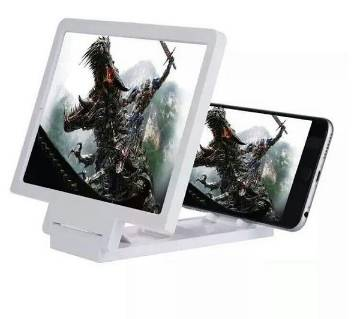 3D mobile glass