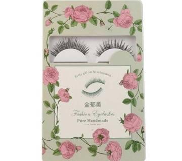 False Eyelash false eyelashes Fashion Natural 5 Pair