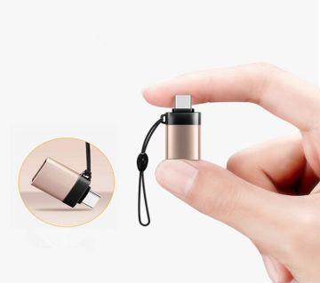 OTG Type-C to USB3.0 Adapter Micro Type
