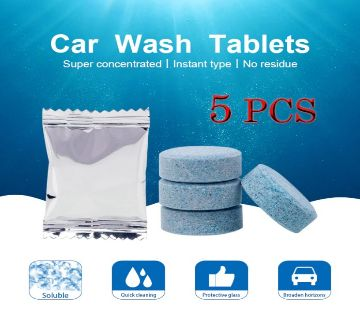 5pcs = 20L water Car Windshield Glass Washer Cleaner