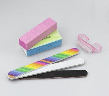 6pcs Nail Manicure Tools Kit