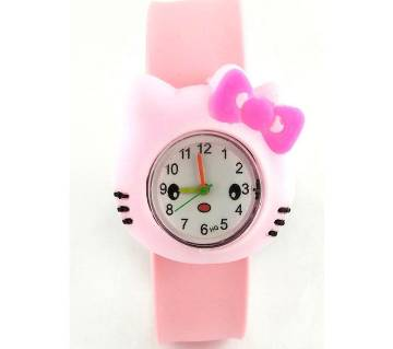 Childrens Cartoon Patted Watch