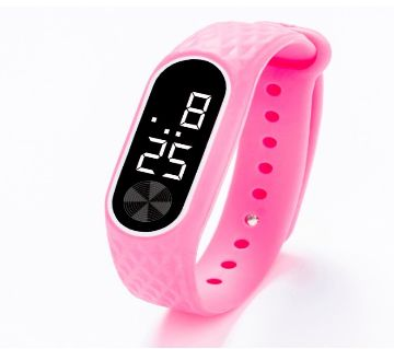 LED Digital Display Bracelet Watch