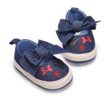 Baby Girls Casual Shoe(3 Years)