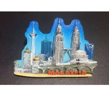 Malaysia 3D Decorative Refrigerator Magnetic