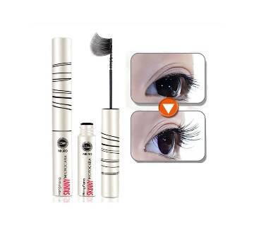 MOONBIFFY Curling Mascara Makeup Waterproof Lash