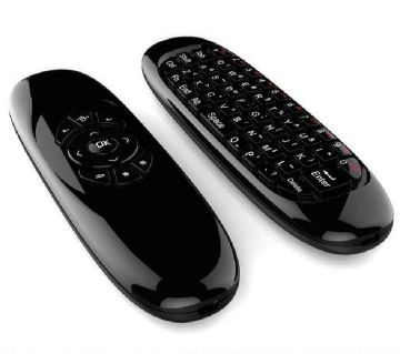 Air Mouse & WIRELESS KEYBOARD C120