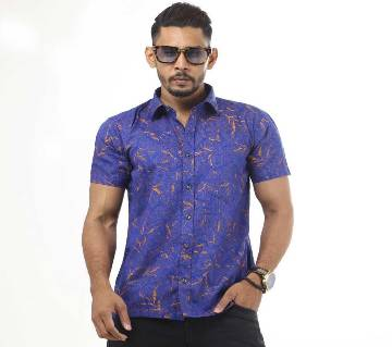 Half Sleeve Casual Shirt For Men
