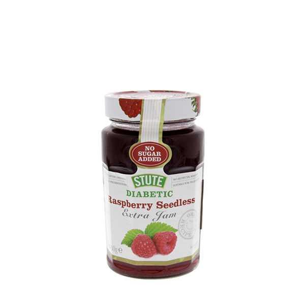 Stute Diabetic Raspberry Extra Jam 430 gm