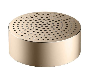 Xiaomi Mi Mini Bluetooth Gold Speaker Bangladesh - 9237821
