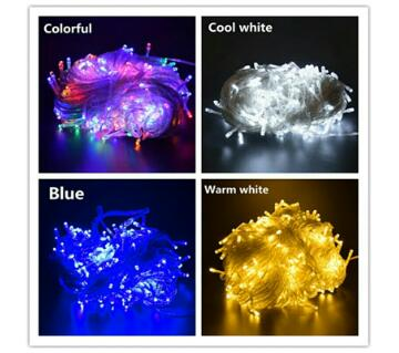 Fairy Lights Multicolored