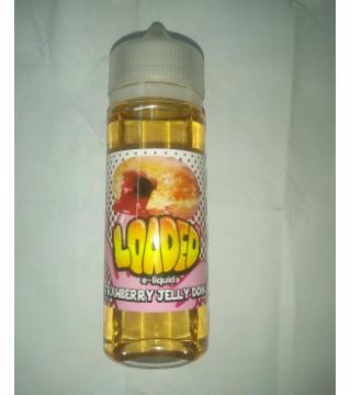 loaded 120 ml E-Cigarette juice