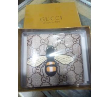 GUCCI Menz Regular Shaped Wallet - Copy