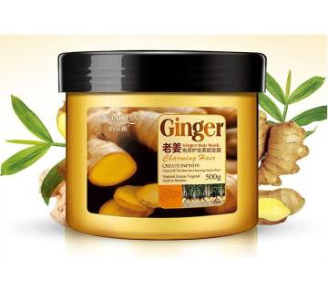 Bioaqua Ginger Hair Mask 500gm  China