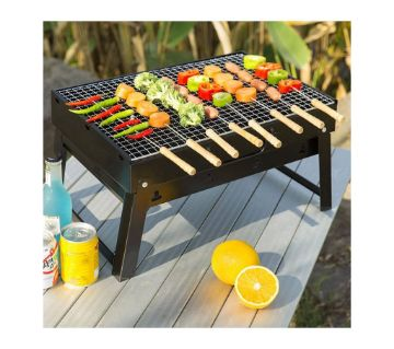 Portable BBQ Grill Maker