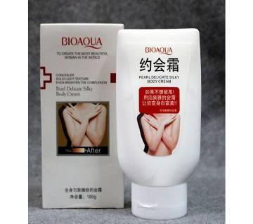 BIOAQUA Pearl Delicate Silky body Cream - Thailand