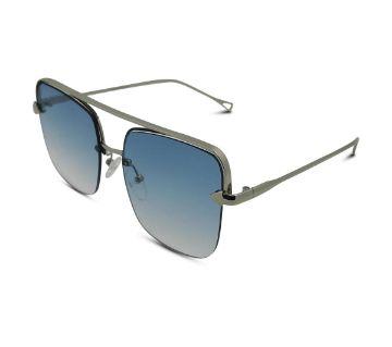Black Alloy Sunglasses for Men