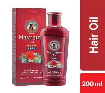 Himani Navratna Oil 200l - India