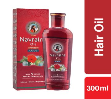 Himani Navratna Oil 300ml - India