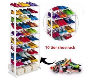 10 Tier shoes