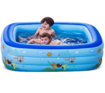 Inflatable Air Mattress Swimming Pool for Babies