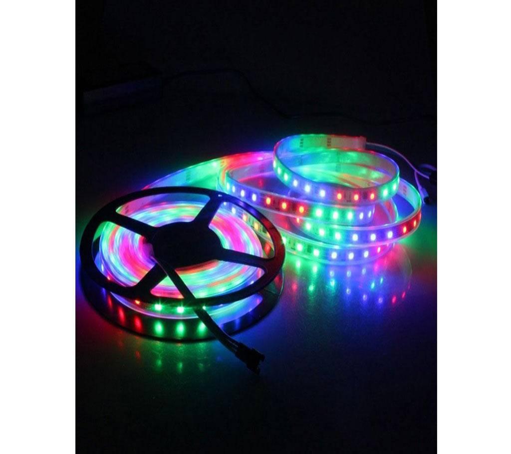 RGB LED স্ট্রিপ লাইট মিউজিক কন্ট্রোল এলইডি স্ট্রিপ লাইটস 16 Colors বাংলাদেশ - 1026499