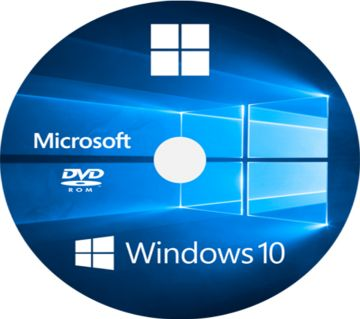 Windows 10 all Version (32 and 64 bit) Bootable CD Disk
