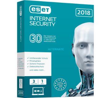 Eset Antivirus for 3 User Best Internet এন্টিভাইরাস