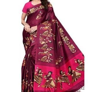 Indian Khadi Silk Sharee
