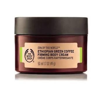 Spa of the World Ethiopian Green Coffee Cream 50ml