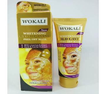 Wokali Golden Face Mask 130ml - India