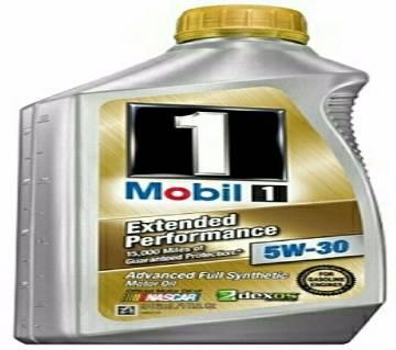 MOBIL 1 5w-30 অ্যাডভান্সড ফুল সিনথেটিক মটর অয়েল